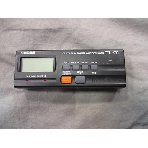 Boss TU70 Tuner