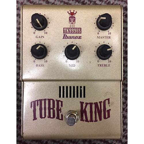 Ibanez TUBE KING TK999US Effect Pedal