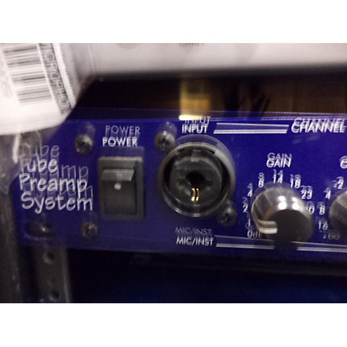 Art TUBE PREAMP SYSTEM Microphone Preamp