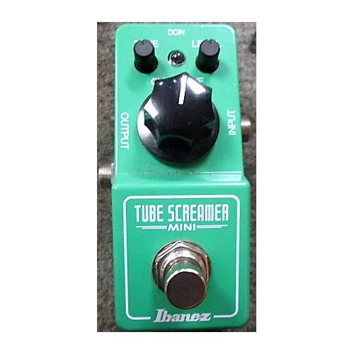 Ibanez TUBE SCREAMER MINI Effect Pedal-thumbnail