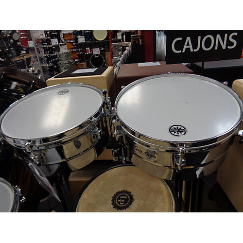used gon bops tumbao series timbales guitar center. Black Bedroom Furniture Sets. Home Design Ideas