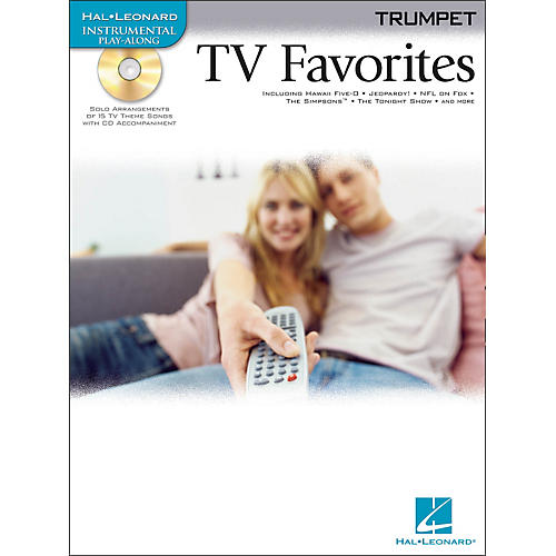 Hal Leonard TV Favorites for Trumpet Book/CD-thumbnail