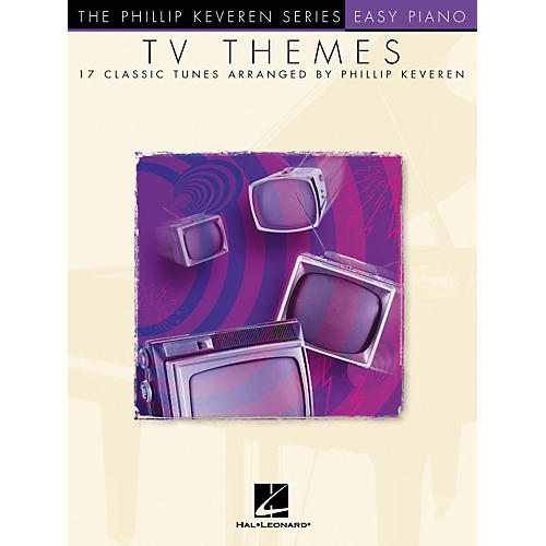 Hal Leonard TV Themes - Phillip Keveren Series For Easy Piano-thumbnail