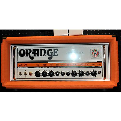 Orange Amplifiers TV200H Thunderverb Tube Guitar Amp Head-thumbnail