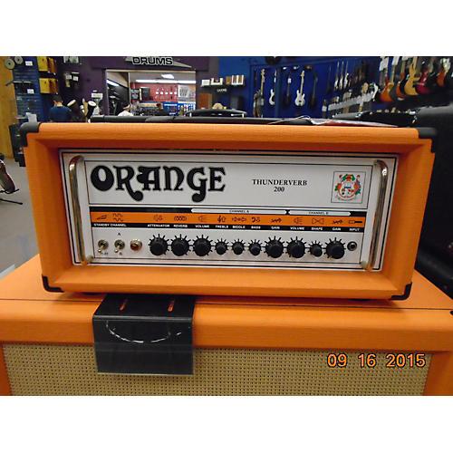 Orange Amplifiers TV200H Tube Guitar Amp Head-thumbnail
