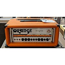 Orange Amplifiers TV50H Thunderverb 50W Tube Guitar Amp Head