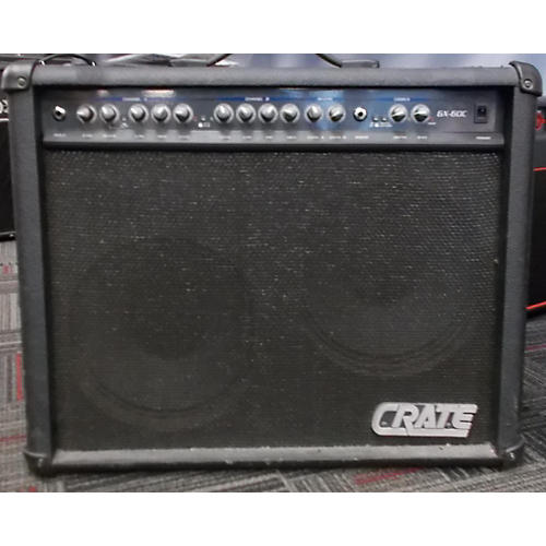 used crate tv6212 tube guitar combo amp guitar center. Black Bedroom Furniture Sets. Home Design Ideas