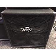 Peavey TVX410EX 4x10 Bass Cabinet