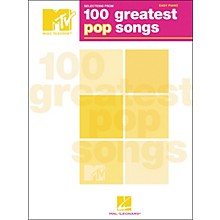Hal Leonard TV's 100 Greatest Pop Songs For Easy Piano