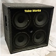 Tubeworks TW410T Bass Cabinet