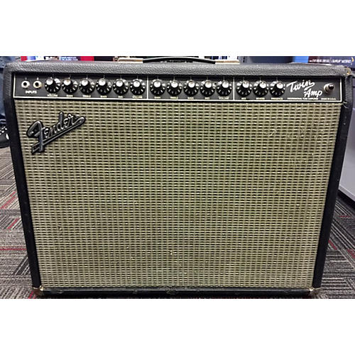 Fender TWIN AMP Tube Guitar Combo Amp
