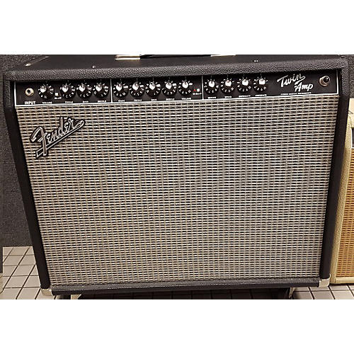 Fender TWIN AMP Tube Guitar Combo Amp-thumbnail