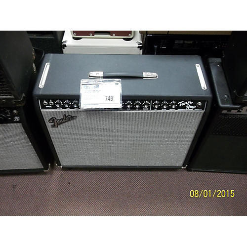 Fender TWIN AMP USA Tube Guitar Combo Amp