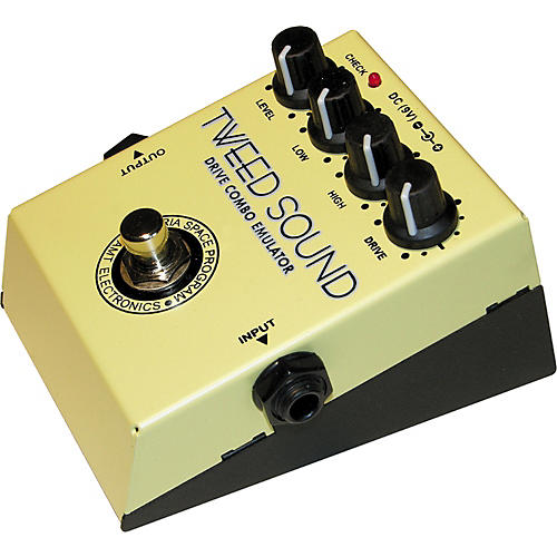 AMT Electronics TWS Tweed Sound Overdrive Guitar Effects Pedal