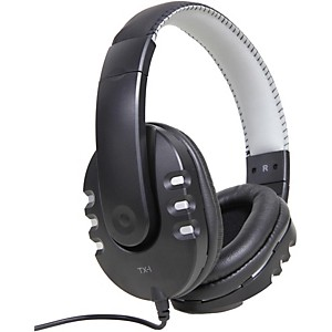 TX-1 Headphones Silver
