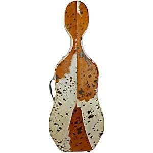 Bam TX1005XL Texas Cow Skin 2.9 Hightech Slim Cello Case by Bam