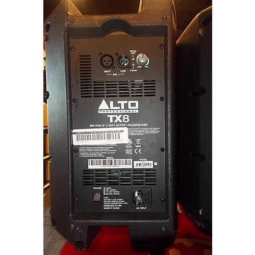 Alto TX8 8in Powered Speaker-thumbnail