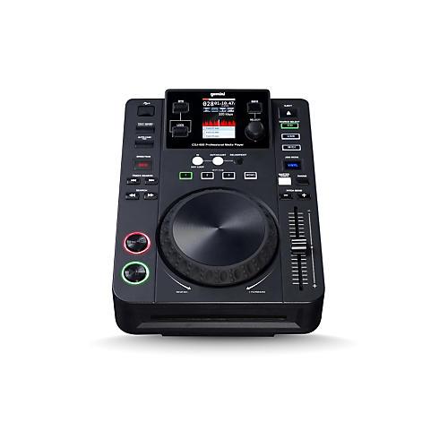 Gemini Tabletop mp3/aac/aiff/wav CD Player