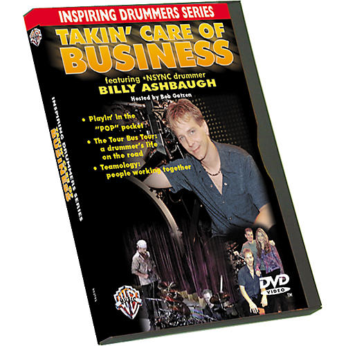 Alfred Takin' Care of Business (DVD)-thumbnail