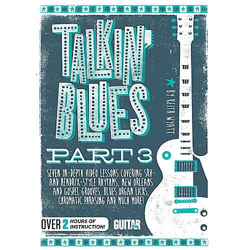 Guitar World Talkin' Blues, Part 3 - DVD-thumbnail