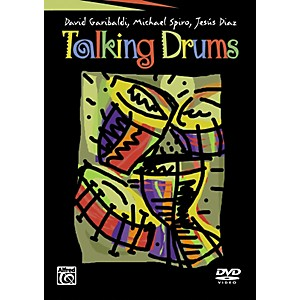 Alfred Talking Drums DVD by Alfred