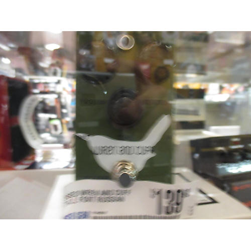 In Store Used Tall Font Russian Effect Pedal-thumbnail