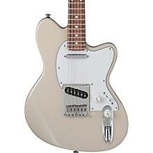 Talman Prestige Series TM1702 Electric Guitar Vintage White Rosewood Fingerboard