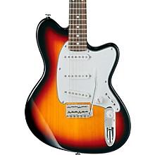 Talman Prestige Series TM1730 Electric Guitar Tri-Fade Burst Rosewood Fingerboard