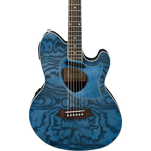 Ibanez Talman Series TCM50DNO Acoustic-Electric Guitar-thumbnail