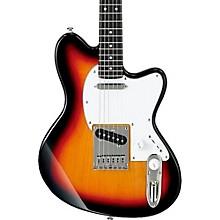 Talman Series TM302 Electric Guitar Tri-Fade Burst Rosewood Fingerboard