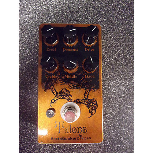 Earthquaker Devices Talons Overdrive Effect Pedal
