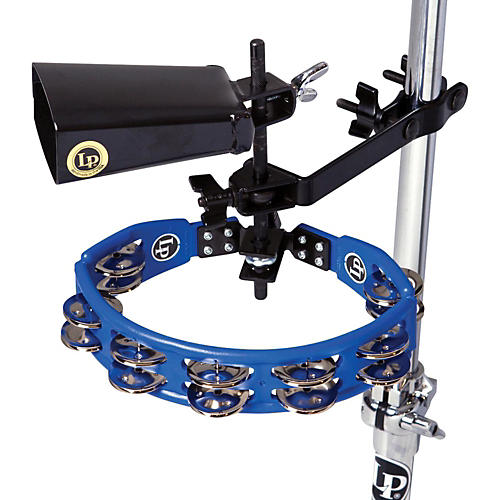 LP Tambourine and Cowbell with Mount Kit