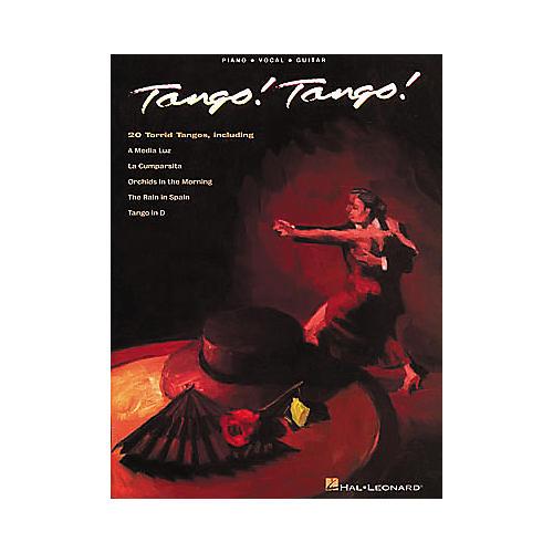 Hal Leonard Tango! Tango! Piano, Vocal, Guitar Songbook-thumbnail