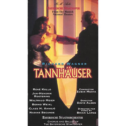 Kultur Tannhauser (Wagner) 2-Video Set