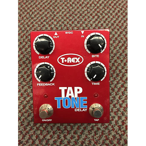 T-Rex Engineering Tap Tone Delay Effect Pedal