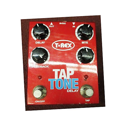 T-Rex Engineering Tap Tone Delay Effect Pedal-thumbnail