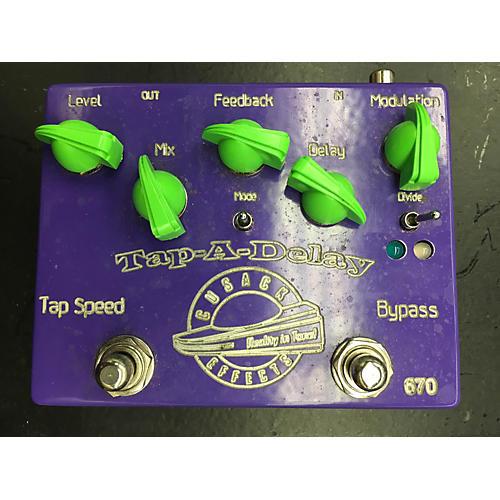 Cusack Tapadelay Effect Pedal