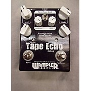 Wampler Tape Echo Effect Pedal