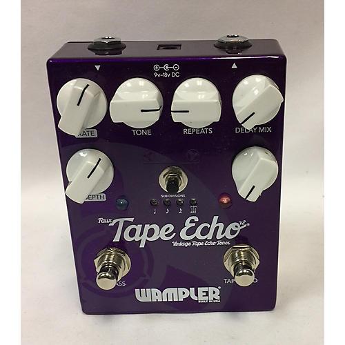 Wampler Tape Echo Effect Pedal-thumbnail