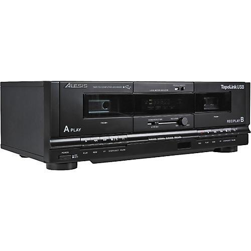 Alesis TapeLink USB Dual Cassette Digital Archiver