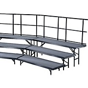 Midwest Folding Products Tapered Folding Platform