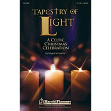 Shawnee Press Tapestry of Light (A Celtic Christmas Celebration) ORCHESTRATION ON CD-ROM Composed by Joseph M. Martin