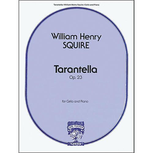 Carl Fischer Tarantella, Op. 23-thumbnail