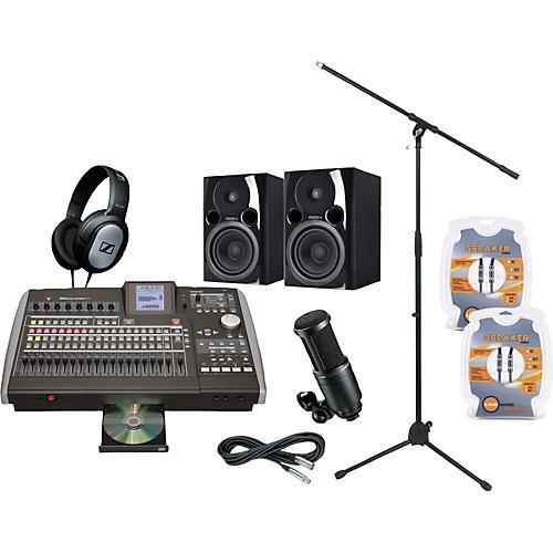 Tascam Tascam 2488 Neo Recording Package Guitar Center
