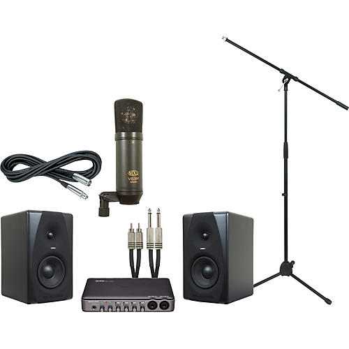 M-Audio Tascam US-600 and M-Audio CX5 Recording Package