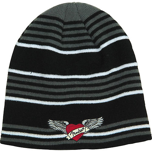 Fender Tattoo Logo Knitted Beanie