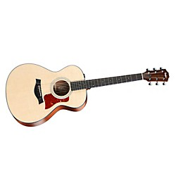 Taylor 312e Sapele/Spruce Grand Concert Acoustic-Electric Guitar