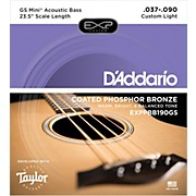 D'Addario Taylor GS Mini Bass Strings