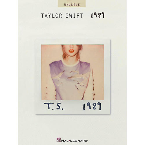 Hal Leonard Taylor Swift - 1989 for Ukulele-thumbnail