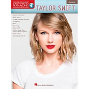 Hal Leonard Taylor Swift - Easy Piano Play-Along Volume 19 Book/Online Audio
